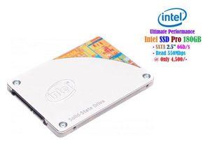 "Micron SanDisk Samsung Intel SATA 2.5"" SSD 6Gb/s Read 550Mbps"