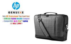 New HP Professional Top Load Case F3W15AA