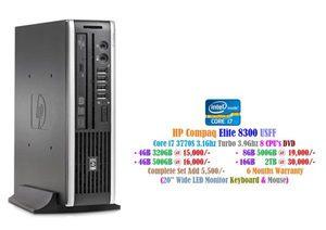 Hp Compaq Elite 8300 Usff Bestsella Computers Kenya