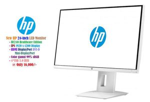 HP HC240 24-inch IPS 1200P LED Monitor