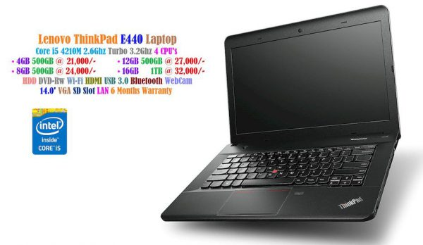 Lenovo ThinkPad E440
