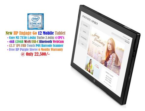 HP Engage Go Mobile Tablet