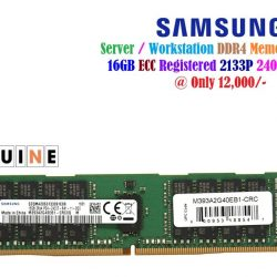 Samsung Server / Workstation RDIMM Memory Modules
