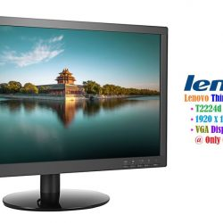 Lenovo ThinkVision Full HD (1080p) Monitor