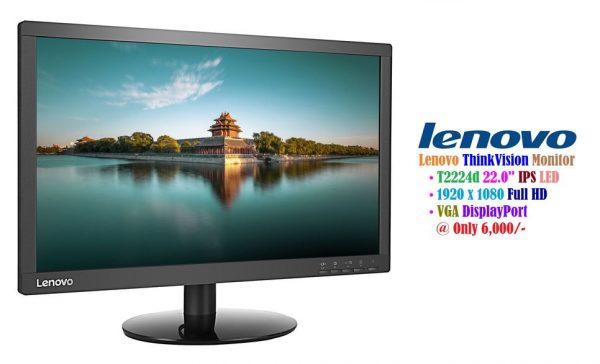 Lenovo ThinkVision Full HD (1080p) Monitor