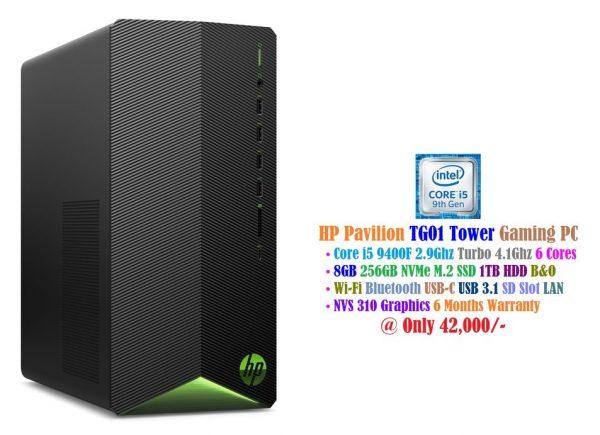HP Pavilion TG01 Gaming Tower - Bestsella Computers