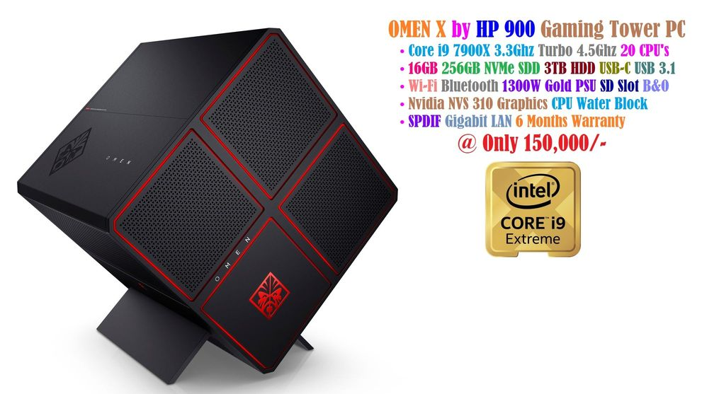 OMEN X by HP 900 Tower Intel Core i9 - Bestsella Computers Kenya