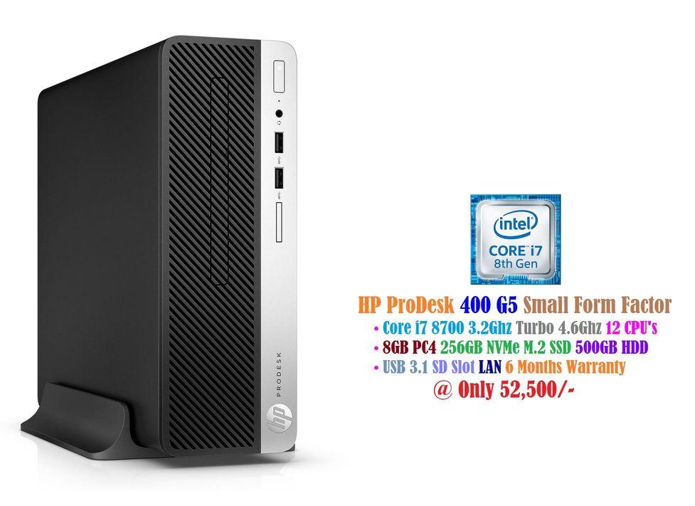 HP ProDesk 400 G5 SFF - Intel Core i7   Bestsella Computers Kenya