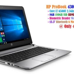 HP ProBook 430 G3 Laptop - Bestsella Computers Kenya