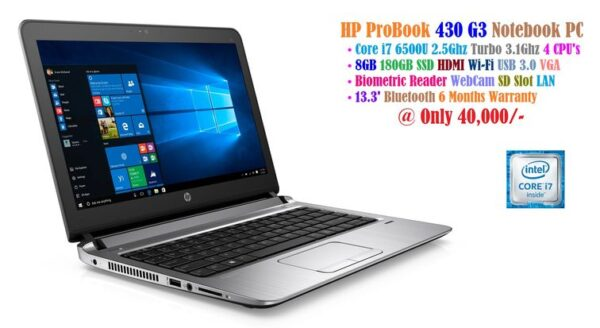 HP ProBook 430 G3 Laptop - Bestsella Computers Kenya