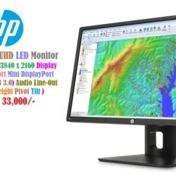 HP Z27s 4K UHD IPS LED Display