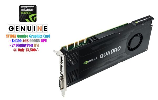 Nvidia Quadro Graphic Cards