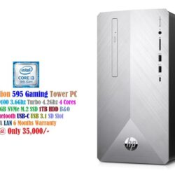 HP Pavilion 595 Gaming Tower