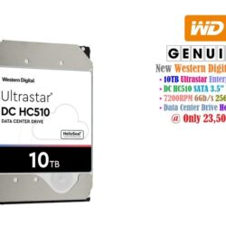 Western Digital 10TB Ultrastar HC510 Data Center Drive