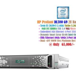 HP Proliant DL380 G9 2U Rack Server - 12 CPUs