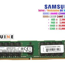 Samsung Server/Workstation ECC RDIMM Memory