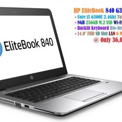 HP EliteBook 840 G3 Ultrabook - Core i5 6300U