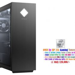 Omen by HP 25L Gaming Tower PC - Core i7 10700